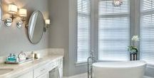Great Master Baths - The Sater Design Collection / Great master baths from the Sater Design Collection.