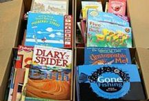 Books / by Brittney Stonehocker