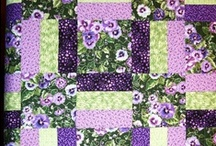 Quilting / by Sandra Moffet