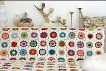 Crochet projects / by Sandra Moffet