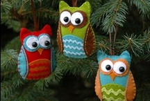Owls / by Sandra Moffet