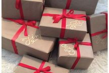 Gifted / Ideas that go in wrapping paper.  / by Mareva Vaughan