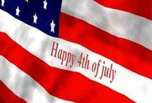 "Patriotic Holidays/Summer Food / ""Everything Related To Patriotic Holidays And Summer Food"" / by Susan Carlin"