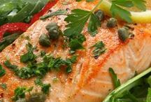 BEST Seafood Recipes / by Susan Carlin