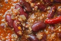 Chili & Stews / by Susan Carlin