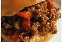 Sloppy Joes & BBQ Sandwiches / by Susan Carlin