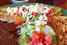 Tex Mex / Mexican food Texas way / by Ollie Goss