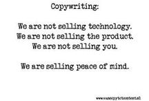 COPYWRITING, CREATIVE ADs, POPs, PACKAGING / Everything about advertising / by Soh Imm