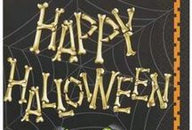 Halloween Fun / Some great Items from PartySuppliesDelivered.com for Halloween