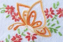 NEEDLE WORK Granny likes / all needle work, embroidery, cross stich  , needle point / by Ollie Goss