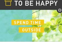 Ideas//Happy Things / by Devan Johnson