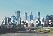 Minneapolis//St.Paul / by Devan Johnson