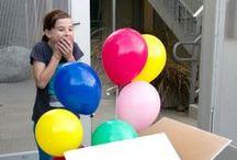 Balloons Balloons Balloons / by Lynnee Jimenez