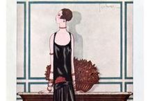 || Vintage Magazine Covers || / Vintage magazine covers. Vogue, Harpers Bazar, La Vie Parisienne etc