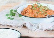Delicious dinners / Our favourite dinner recipes | Ons gunsteling resepte vir aandete