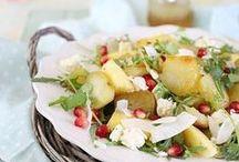 Salads / Inspiring salad recipes | Inspirerende slaai-resepte