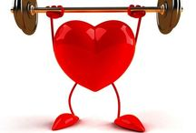Healthy / Love who you are, eat well, be active, so you can feel great and be healthy in your twilight years.