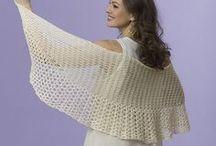 Crochet.  Shawl & Scarfs / by Ollie Goss