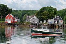 Maine Snapshots / by Mona Hodgson