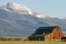 Colorado / Colorado is my home away from home because I have a sister who lives there, and I enjoying setting Historical Fiction in mountains and valleys of Colorado. / by Mona Hodgson