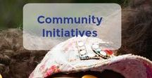 Community Initiatives / Let's Move supports charities nationwide with the goods our clients want to contribute. | Let's Move LLC