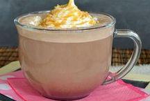Trends: Coffee Mania / Mugs, Coffee-related recipes