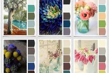 Color Me Happy / Hues-a-Plenty / by Mareva Vaughan