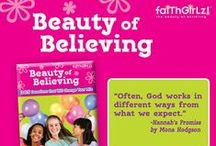 Faithgirlz by Zondervan / Faithgirlz--a brand of books mothers and their girls can trust. / by Mona Hodgson