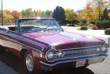 Classic Dodge / 1964 Dodge Polara...Classic Dodge Dart.