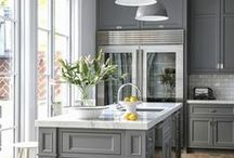 For the Kitchen... / Ideas for design and function of your kitchen.