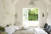 For the Bed... / Ideas for style and function in your favorite room for relaxation and sleep.
