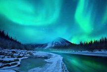 I must go / Places around the world I want to visit.