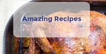 Amazing Recipes / Looking for the best recipes? Check out this board for some delicious dishes! | Let's Move LLC