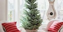 For the Holidays - Home Decor Inspiration / Holiday décor perfect for the many styles of Sater Design homes.