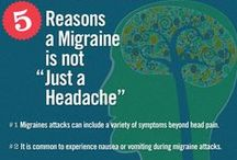 Migraines...UGH / by Jermonica Johnson