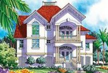 Coastal House Plans - The Sater Design Collection / Coastal-style home plans are designed to simultaneously maximize the benefits of waterfront living and incorporate features to protect it from the sometimes unpredictable coastal elements. Like our beach-style house plans, coastal-style house plans are designed to suit the easygoing nature of living on the coast.