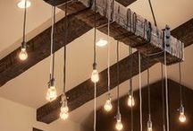 For the Home - Lighting Ideas / Beautiful and functional ideas for lighting your home.