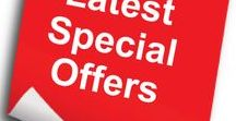 Current Sales, Freebies, News / Our Latest Sales, Freebies & News!