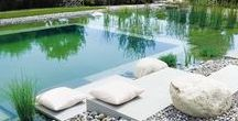 For the Backyard...Pools and Hot Tubs / Ideas for pools and hot tubs for every backyard.