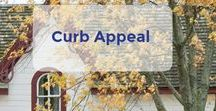 Curb Appeal / Tips for creating curb appeal for your home, so it will sell quickly! | Let's Move LLC