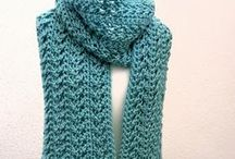 Crochet Scarves, Cowls, Shawls, Stoles