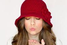 Crochet Hats -Women