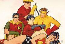 Comics / 99% DC Comics