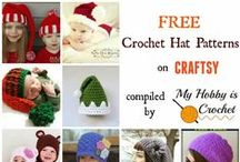 Crochet Hats- Baby&Kids