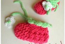 Crochet Booties Baby & Children