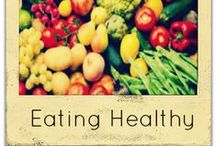 Healthy Food and Drinks / Healthy food options.