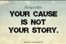 nonprofit content marketing. / articles and resources for nonprofit content marketing.