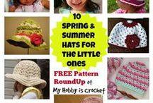 Crochet Pattern Round ups