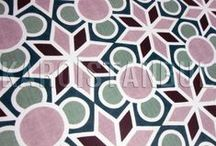 Historische fliesen  / Cement Tiles / Karoistanbul brand produced tiles and images