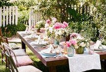 Tuin / Leuke ideeën opdoen voor onze tuin!
